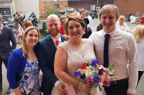 Kodiak Avenue Wedding Ceremony Book Live Music Wales